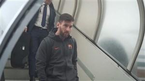 از بارسلون تا رم همراه تیم بارسلونا