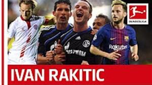 ایوان راکیتیچ ستاره از لیگ بوندسلیگا