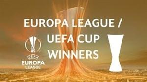 قهرمانان لیگ اروپا از سال 1972 تا 2017