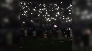 جشن قهرمانی با شکوه الهلال در لیگ عربستان