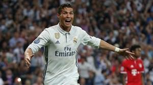10 گل برتر کریستیانو رونالدو در کل دوران فوتبالی