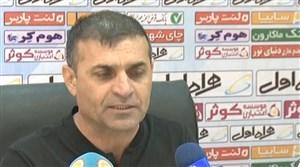 نشست خبری پیکان-استقلال خوزستان