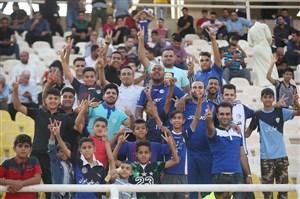 عذرخواهی مدیران استقلال خوزستان از پرسپولیس