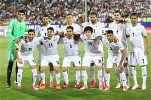 حواشی انتخاب پیراهن تیم ملی فوتبال ایران