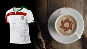 کافی تایم   ماجرای لباس تیم ملی: از یوز ایرانی تا سادهترین سفید جهان!