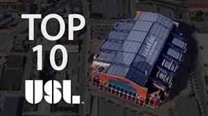 10 استادیوم بزرگ در لیگ USL  کانادا
