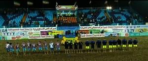 نگاهی به شبدوم مسابقات اوراسیا فوتبال ساحلی