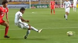 خلاصه بازی ججو یونایتد 0 - بوریرام تایلند 1