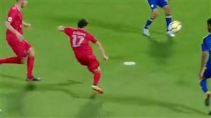 خلاصه بازی الدحیل قطر 1 - الوحده امارات 0