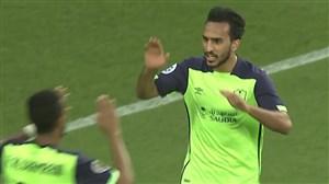 خلاصه بازی الجزیره امارات 1 - الاهلی عربستان 2