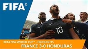 مرور جام جهانی 2014 - ( فرانسه 3 - هندوراس 0 )