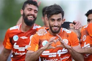 قلیزاده پدیده سال فوتبال ایران