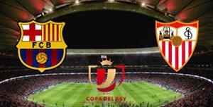 خلاصه بازی سویا 0 - بارسلونا 5 ( با کیفیت HD)