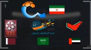 مقایسه آماری لیگ برتر ایران با لیگ های کشورهای غرب آسیا