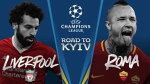 بدون فیلتر با لیگ قهرمانان اروپا، لیورپول-رم