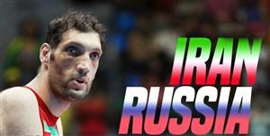 خلاصه والیبال نشسته ایران 3 - روسیه 0 (فینال لیگ جهانی)