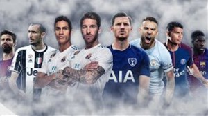 10 مدافع مستحکم در فصل 18-2017