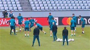 پیش بازی بایرنمونیخ - رئال مادرید (زیرنویس فارسی)