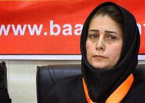 حرفهای تنها مدیرعامل زن فوتبال ایران