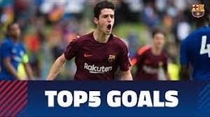 5 گل برتر آکادمی بارسلونا در هفته گذشته (5-02-97)