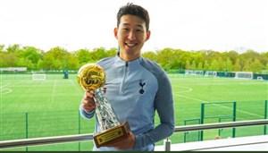 ستاره تاتنهام بهترین بازیکن آسیا