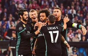 بایرن 1-2 رئال مادرید: به سوی جام سیزدهم