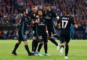 رئال مادرید چگونه مونیخ را فتح کرد؟