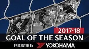 کاندیدهای بهترین گل چلسی در فصل 18-2017