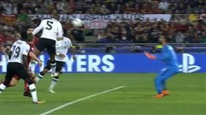 گل دوم لیورپول به آ اس رم (واینالدوم)