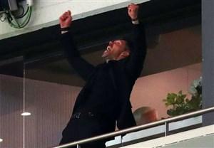 حواشی صعود اتلتیکو مادرید و مارسی به فینال لیگ اروپا