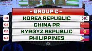 گروه C جام ملتهای آسیا
