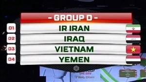 گروه D جام ملتهای آسیا
