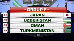 گروه F جام ملتهای آسیا