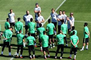 عربستان به دنبال دهمین گل در جام جهانی