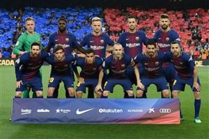 بالاخره گارد افتخار برای بارسلونا تشکیل خواهد شد!