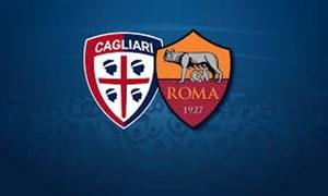 خلاصه بازی کالیاری 0 - آ اس رم 1