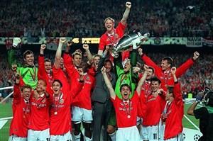 مسیر قهرمانی منچستریونایتد در لیگ قهرمانان اروپا 1998/99