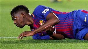 سرگیجه کلوپ برای جذب ستاره گرانقیمت بارسلونا