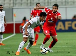 سرخ ها به دنبال دو رقمی کردن اماراتی ها (گزارش)