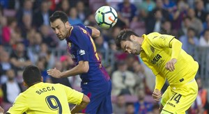 بارسلونا و برابری عجیب با آمار تیم ته جدولی