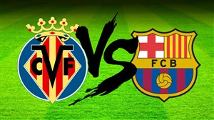 خلاصه بازی بارسلونا 5 - ویارئال 1