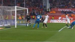 گل اول رئال مادرید به سویا (مایورال)