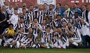 حواشی سیزدهمین قهرمانی یوونتوس در جام حذفی ایتالیا