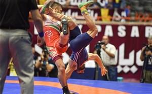مروری بر مرحله نهایی رقابت های انتخابی تیم ملی کشتی