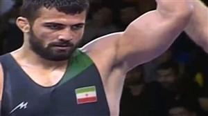 فینال کشتی انتخابی تیمملی وزن 82 (رضایی-قادریان)