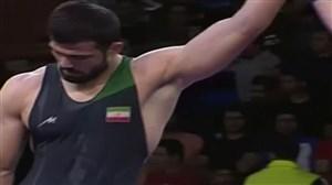 فینال آخر کشتی انتخابی تیمملی وزن 82 (قادریان-رضایی)