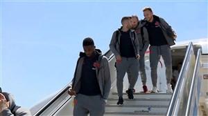 آمادگی بازیکنان بارسلونا برای دیدار با لوانته