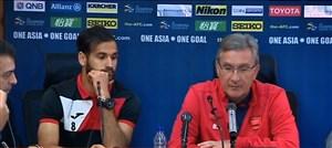 پیش بازی پرسپولیس - الجزیره امارات