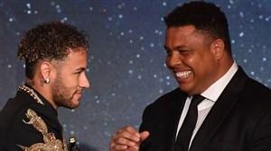 رونالدو: او امید برزیل است!