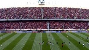 ورزشگاه آزادی آماده تقابل پرسپولیس - الجزیره